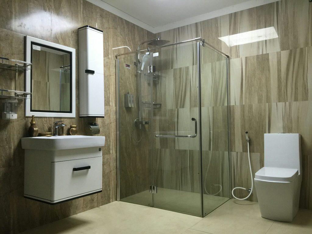 aksesoris shower box
