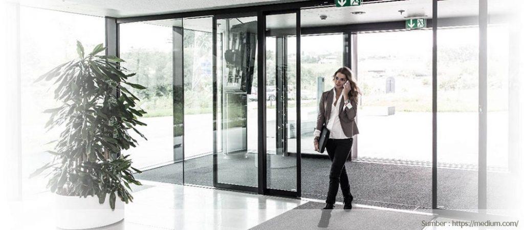 sensor automatic door